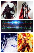 All For One, One For All by RainingStorms
