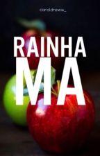 Rainha Má by carooldreww