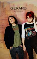 Gerard; frerard by killyourselff