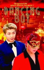 dancing boy   namseok by peachnams