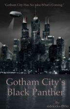 Gotham City's Black Panther by sidekicks-flicks