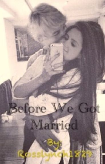 Before we got married