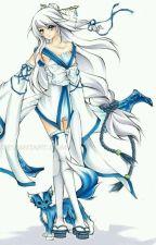 Dragon Girl (A Naruto fanfic Choji X Oc) by AkiraFrost