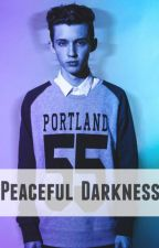 Peaceful Darkness - TROYE SIVAN  by patatouis