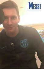 Messi by Askyya
