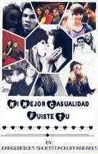 Mi Mejor Casualidad... Fuiste Tú -Lucaya Fanfic (1ra Temporada) by starbucksmarais