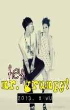 Hey, Mr. Grumpy! [DaraGon/NyongDal] by colouredrainbows