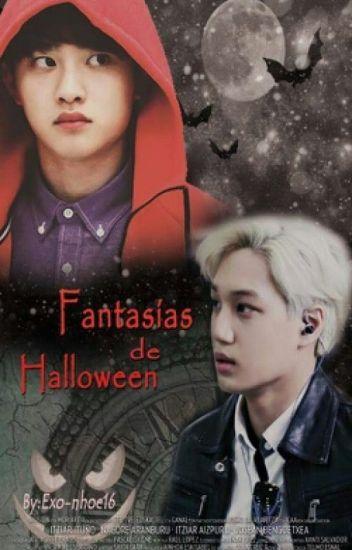 Fantasías de Halloween (kaisoo)