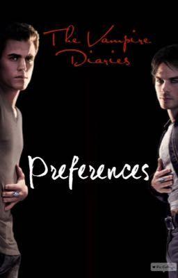 TVD preferences/imagines