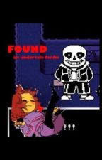 Undertale: Found [sans X frisk]  by peachybellesisters