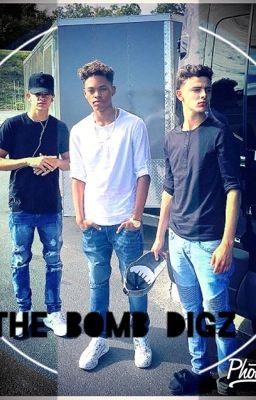 the bomb digz imagines devin gordon wattpad