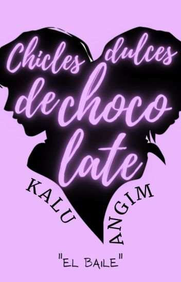 "Chicles dulces de chocolate ""EL BAILE"""