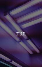 run (bangtan) by larrycause