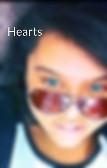 Hearts by lunarwings