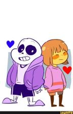 Sans x Reader:You Are My Strength by SylviaOlivares1