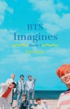 BTS Imagines BOOK 1 by 1Disthehottestband