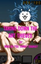 Taking down the art thieves by oogalaboogala