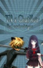 TN x Chat Noir by laurahrodriiguez