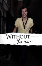 Without You (sequel to BBS) by jkharrystyles