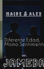 Haide & Alex by jameba_horan
