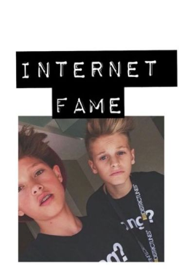 Internet Fame  :| JACOB SARTORIUS FANFIC |: