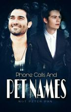 Phone calls and pet names by NotPeterPan