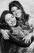 Not Just Acting (Negovanman) by FANDOMSUN1TE