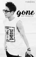 gone » k. minseok by niallxfabs