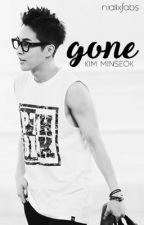 gone » k. minseok by niallxfabs