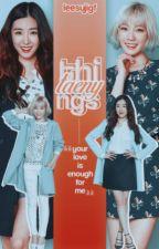 taeny things. by leesujigf