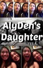 AlyDen's Daughter (JiBea) by Myss_K