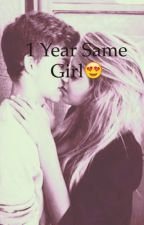 1 year same girl by LucasCunningham2