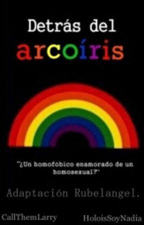 Detras Del Arcoiris || Rubelangel by HoloisSoyNadia