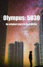 Olympus: 5030 (manxman) by JustWriter