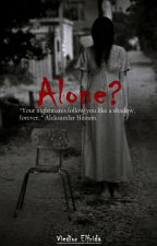 Alone? by viedior_elfrida