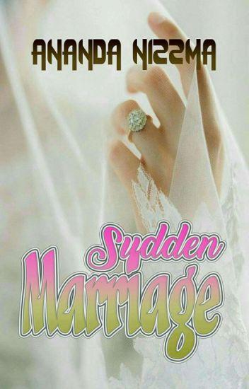 Sudden Marriage (Wedding Series #2)