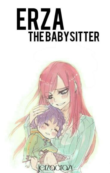 Erza the Baby Sitter (Book Two)