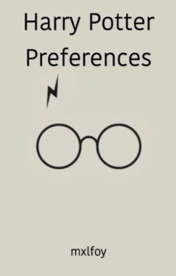 Harry Potter Preferences