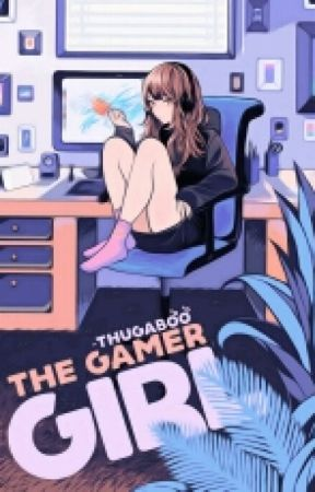The Gamer Girl by thugaboo-