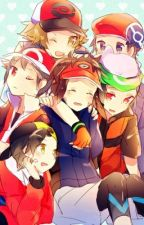 || Pokemon guys x female readers oneshots || by xthatoneotakux