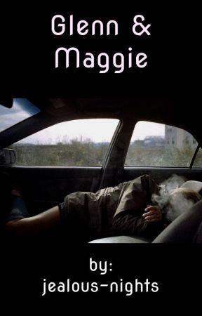 Glenn & Maggie (TheWalkingDead) by yellowpersia