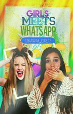 Girl Meets Whatsapp (GMW Awards 2016) by -TheOriginalBanshee