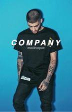 Company | Z.M. #WATTBOOKS2017 by -malikvogue-