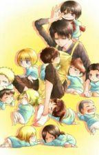 Forced Under The Same Roof - Levi X Reader AU by kitakuotaku