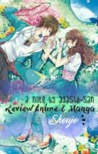 Review Anime/ Manga Shoujo [DISCONTINUED]  by agashii-san