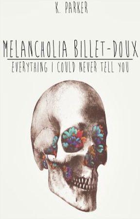Melancholia Billet-Doux by spiderwebbed