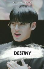 Destiny by coffeejin
