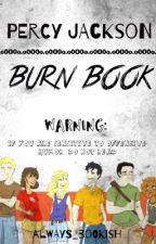 PJO Burn Book by always_bookish