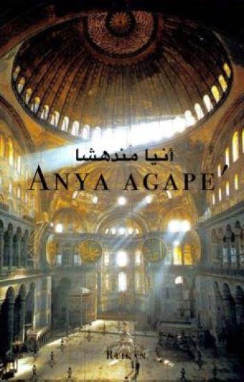 Anya agape :  zarry fiction