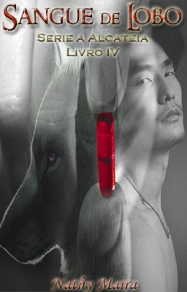 Sangue de Lobo (Romance Gay)